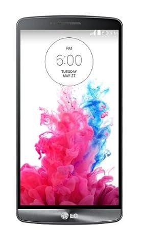LG LGD855.A6GBTN - G3 Sim Free Andriod 16GB - Metallic Black