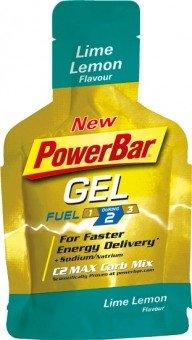 Power Bar Gel à 41g BlackCurrant+Koffein