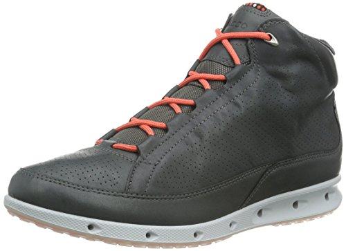 Ecco Cool, Chaussures Multisport Outdoor Femme Gris (DARK SHADOW01602)