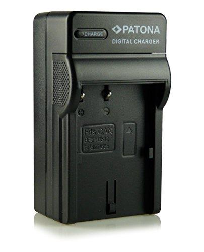 3in1 Ladegerät · 100% kompatibel mit BP-511 Akkus für Canon PowerShot G1 | G2 | G3 | G5 | G6 | Pro1 | Pro 90 IS | EOS 5D | 50D | 10D | 20D | 20Da | 30D | 40D | 300D | D10 | D30 | D60| Camcorder MV30 | MV30i | MV300 | MV300i | MV400 | MV430i | MV450 | MV450i | MV500 | MV500i | MV530i | MV550i | Optura 10 | 100MC | 20 | 200MC | Pi und weitere... (Canon Eos 40d Akku)