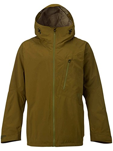 Burton Snow Jackets - Burton Men's AK 2L Cyclic... OLIV