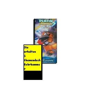 Pokemon Platin Themendeck Aufstieg der Rivalen Bohrhammer (Rihornior)+ 100 Kartenschutzhüllen