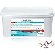 BAYROL Soft & Easy 2,24 kg. tratamiento sin cloro para piscinas y spa