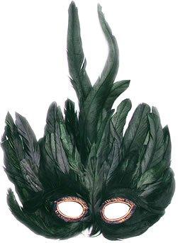 Black-Feather-Eye-Mask