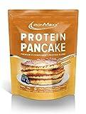 IronMaxx Protein Pancake Vanille - Low Carb Pancakes mit über 65% Eiweiß - Leckere Pfannkuchen-Backmischung mit 4-Komponenten Protein - 1 x 1 kg
