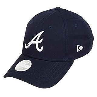 New Era Atlanta Braves MLB Cap New Era 9forty Damen Verstellbar Blau - One-Size