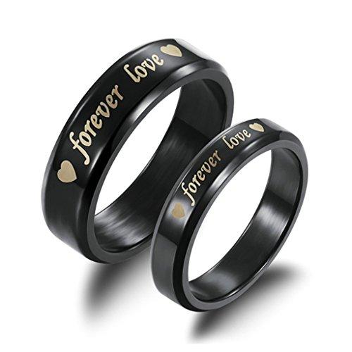 jsfyou-2-pz-nero-titanio-acciaio-forever-love-doppio-cuore-coppie-promessa-anello-romantico-coppie-r