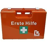 """VERBANDSKASTEN""""SPECIAL GASTRO & HOTEL"""" ERSTE HILFE KOFFER DIN 13157 Lüllmann Verbandkasten orange 620131 preisvergleich bei billige-tabletten.eu"""
