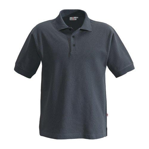 "HAKRO Polo-Shirt ""Top"" - 800 - dunkelgrau - Größe: S (Größentabelle Polo)"