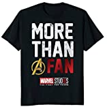 Marvel Studios Ten Years More Than A Fan Premium Fiuywev Men T-Shirt