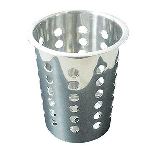 Cozyle Entonnoir en acier inoxydable avec filtre Argent D10.5 cm Argent