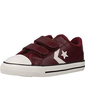 Converse Star Player 2v, Zapatillas de Deporte Unisex niños