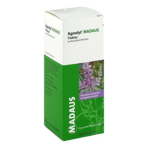 Agnolyt Madaus Tinktur aus Keuschlammfrüchten 100 ml