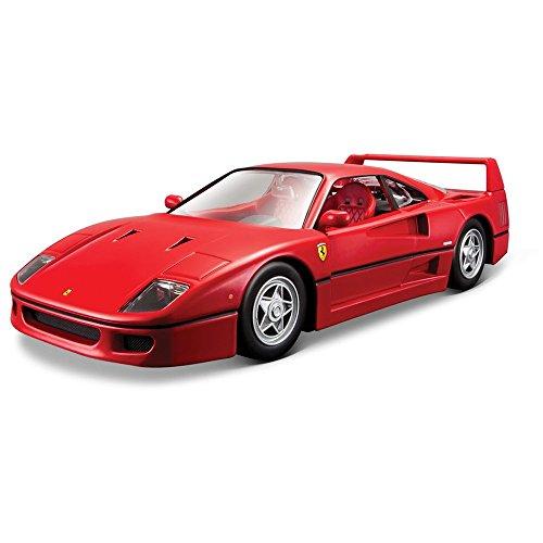 bburago-b18-26016-124-scale-race-and-play-of-the-ferrari-f40-sports-car-die-cast-model