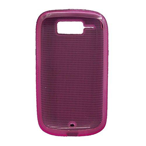 Charmante roze zachte plastic behuizing voor de HTC T4242 Cruise