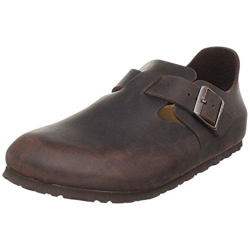 BIRKENSTOCK Women's London Brown Casual Shoes 36 N EU, 5-5.5 N (Womens Birkenstock London)