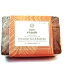 Raw Rituals Cinnamon Face & Body bar - 100 gms
