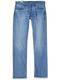 Levi's 501 Original Fit Jeans , Pantalón vaquero  con diseño clásico y cómodos de usar, Hombre