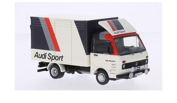 Vw Lt 28 Koffer Audi Sport Modellauto Fertigmodell Premium Classixxs 1 43 Spielzeug