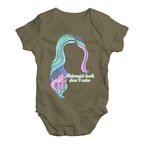 TWISTED ENVY Baby - Jungen Einteiler Gr. 18-24 Monate, Khaki -
