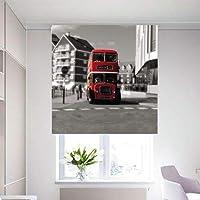 ستائر رول ثلاثية الأبعاد باص لندن 200*200 سم