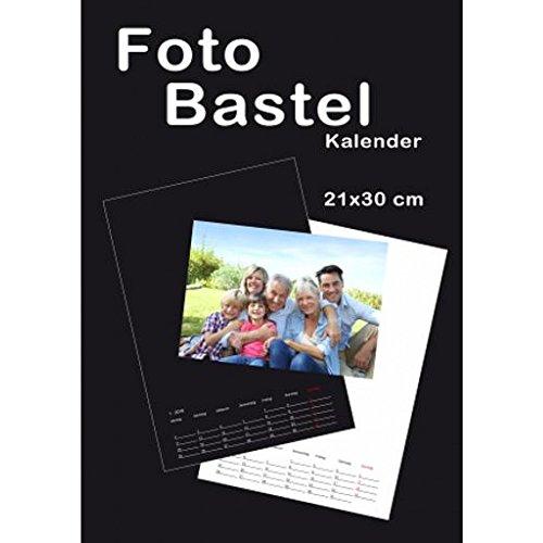 Calendario Din A4.Calendario 2018 Calendario Foto Calendario Din A4 Diy Da