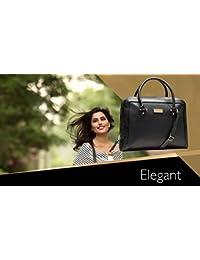 Oriflame Women'S Back To Work Weekender Handbag (Black)