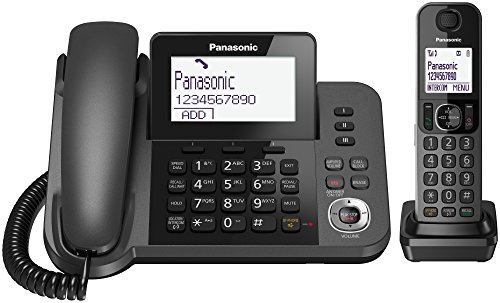 Panasonic KX-TGF320E Corded and ...