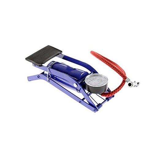 RUIX Hochdruck Standpumpe Fuß Typ Mountainbike Elektroauto Motorrad Auto Luftpumpe