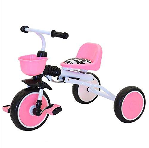 Niños Triciclo Bicicletas Niño Niña Luz Niño 2-6 años segunda mano  Se entrega en toda España