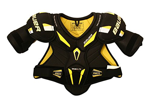 Bauer Supreme One Elite Senior Schulter pads-small (Eishockey Schulter-pads)