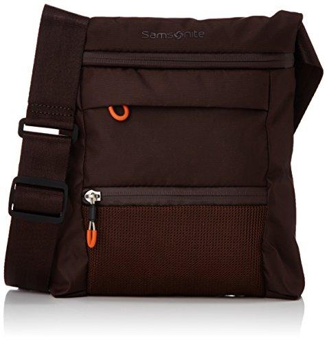 Samsonite bolsa de deportes, marrón (marrón) - 60695 a 1202