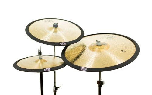 Cymbomute-Set-of-3-Cymbal-Mutes-Silencers-Dampeners-Pads