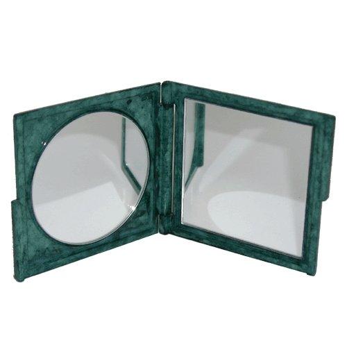 Espejo-de-mano-extra-plano-para-bolso-Verde-83-x-75-cm-ENVIO-GRATIS