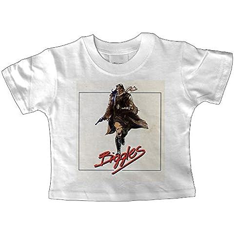 Biggles Classic British personaje de cómic I GUERRA MUNDIAL 1916Vintage Baby T Shirt