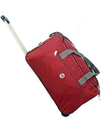 3G Atlantis Series Duffle Travel Luggage with Inner Alluminium Trolley New