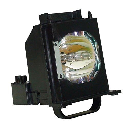Supermait 915B403001 Ersatz-Projektorlampe mit Gehäuse für Mitsubishi WD-65C8 / WD-73C8 / WD-60C9 / WD-65837 / WD-65735 / WD-60735 / WD-65736 / WD-60C8 / WD-73735 / WD-73736 / WD-73835 (MEHRWEG)