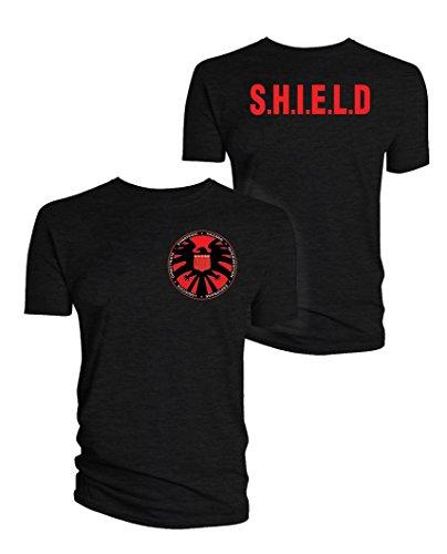 Marvel T-Shirt Agent of S.H.I.E.L.D. Logo Größe XL