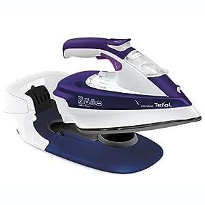 Tefal FV9962 Kabelloses Dampfbügeleisen Freemove, violett