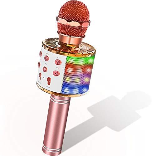 SOKY Microphone pour Enfants Art...