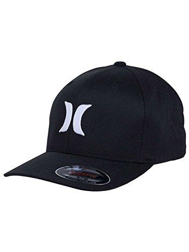 Herren Kappe Hurley One & Only Flexfit Cap (Mens-deck-cruiser)