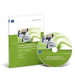 Energiemanagement in der betrieblichen Praxis, CD-ROMAnalysieren, Planen, Optimieren