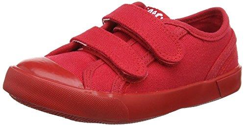 Garvalin - 172806b, Sneaker basse Bambino Red (Rojo)