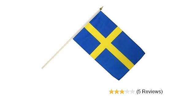 Stockflagge Ruhrpott 30 x 45 cm Flagge Fahne