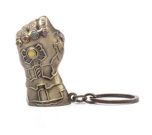Difuzed Avengers Infinity War Metal Keychain Thanos Fist 7 cm Marvel Portachiavi