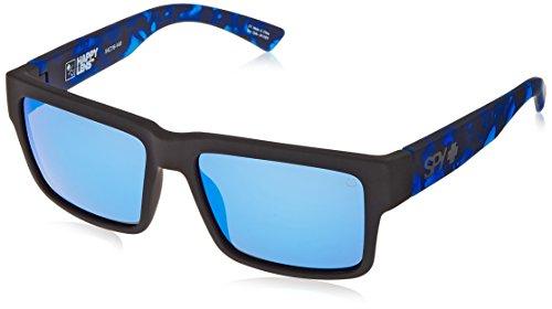 Spy OPTIC Sonnenbrille Montana Soft Matte Black/Navy Tor