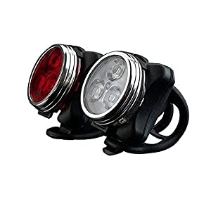 Waterproof Rechargeable Bike Lights
