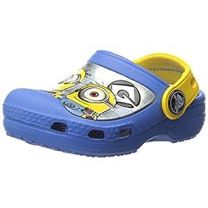 crocs Boy's Cc Minions Clogs