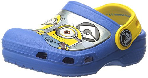 crocs Boy's Cc Minions Clogs