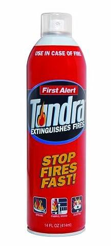 First Alert AF400UK Tundra Fire Extinguishing Spray